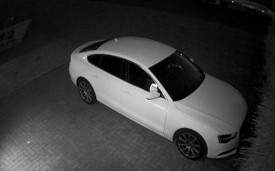 دوربین مداربسته دید در شب در تهران