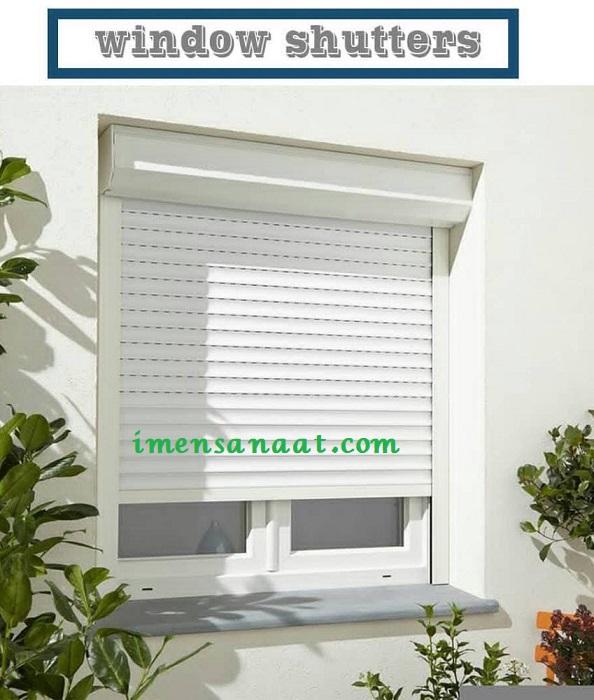 کرکره برقی پنجره کرج