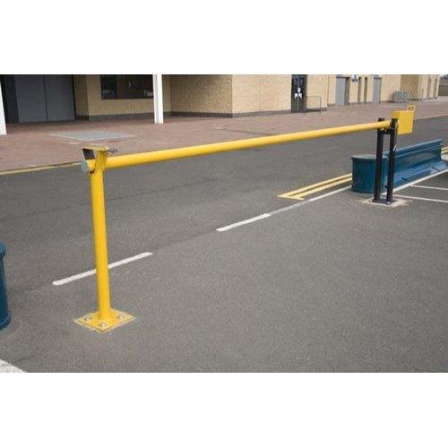 نصب انواع راهبند (راه بند تاشو، راه بند زنجیری، راه بند تلسکوپی و ستونی)