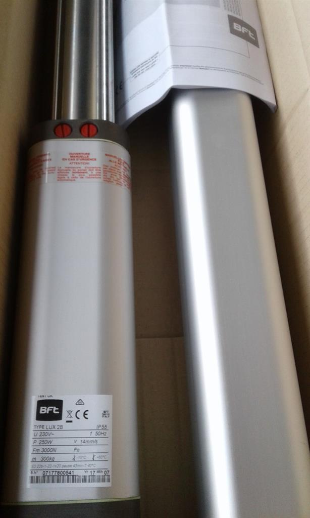 جک هیدرولیکی BFT LUX B