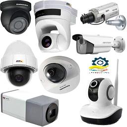 انواع دوربین جاسوسی و مشخصات آنها