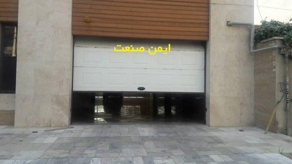 محل فروش درب سکشنال